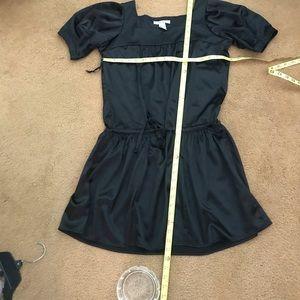 Vertigo Paris black drop waist dress